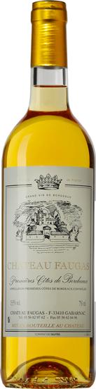 Chateau Faugas - Premières Côtes de Bordeaux blanc