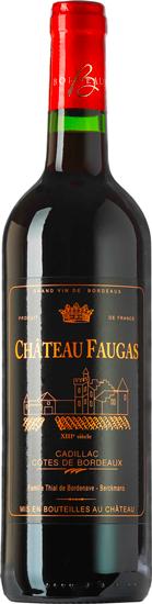 Chateau Faugas - Cadillac Côtes de Bordeaux rouge